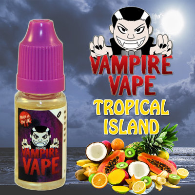 Eliquide VAMPIRE VAPE TROPICAL ISLAND 10ml