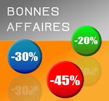 Nos Bonnes Affaires : Jusqu'à 45% de réduction sur vos e-liquides et e-cigarettes