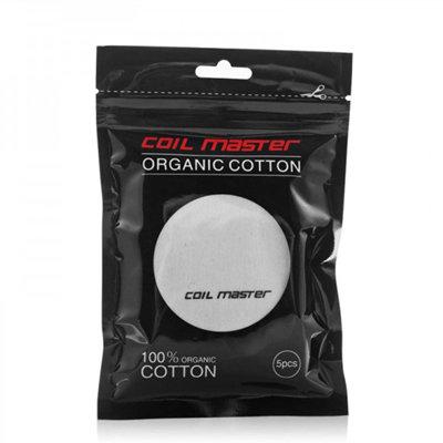 COTON ORGANIQUE COIL MASTER - 5 feuilles