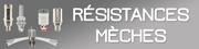 Résistances et mèches pour clearomiseurs : BDC, BCC, BVC, OCC, VOCC, CE4, Ego One...