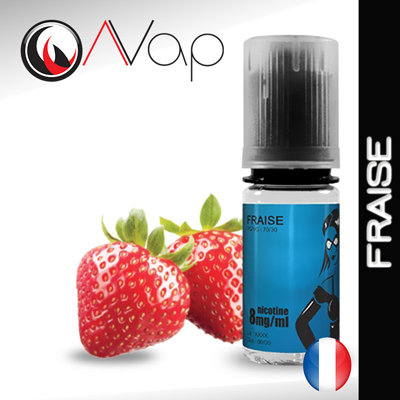 AVAP FRAISE - E-liquide Fruité 10ml