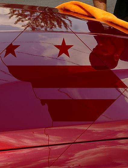 DC logo on car.jpg