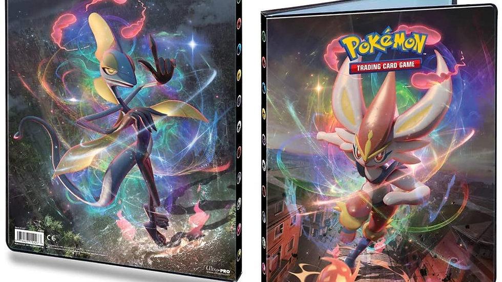 Ultra Pro - 9 Pocket Portfolio - Pokemon Sword & Shield- Supersized 252 Cards