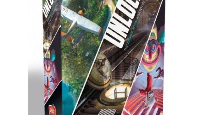 UNLOCK! Escape adventures Board Game