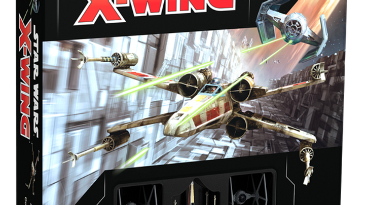 Star Wars X Wing Core Set - 2nd edition