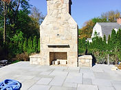 Connecticut stone masonry
