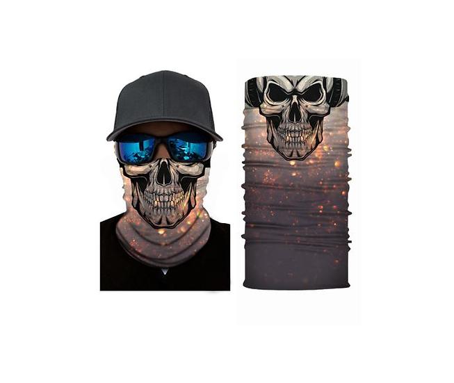 Ember Skull Freedom Shield