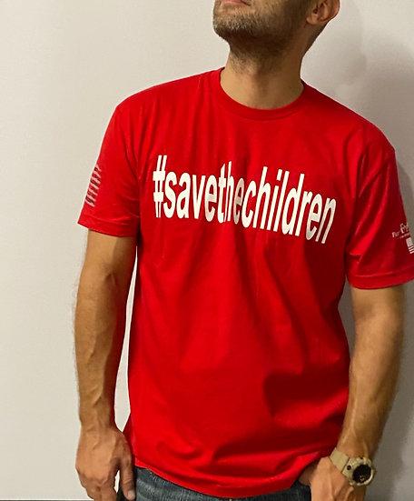 Save The Children, Unisex Tee