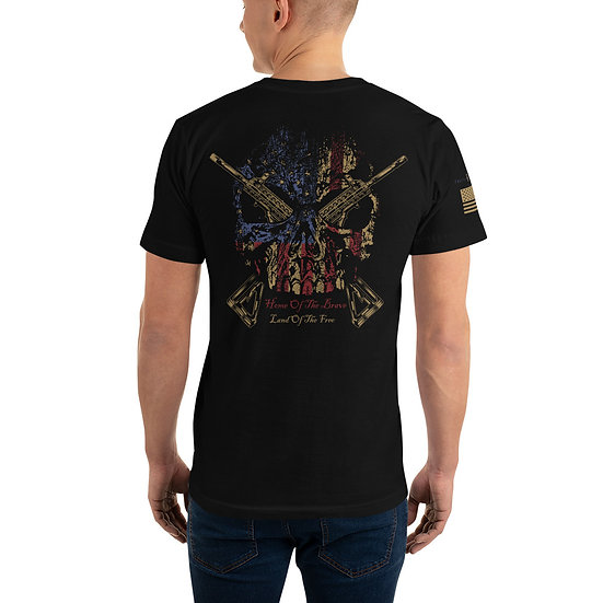 Home Of The Brave, T-Shirt