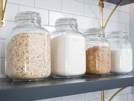 organize your pantry with seven easy tips