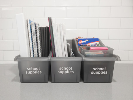 20+ back-to-school (or off to college) tips to keep you and your family organized