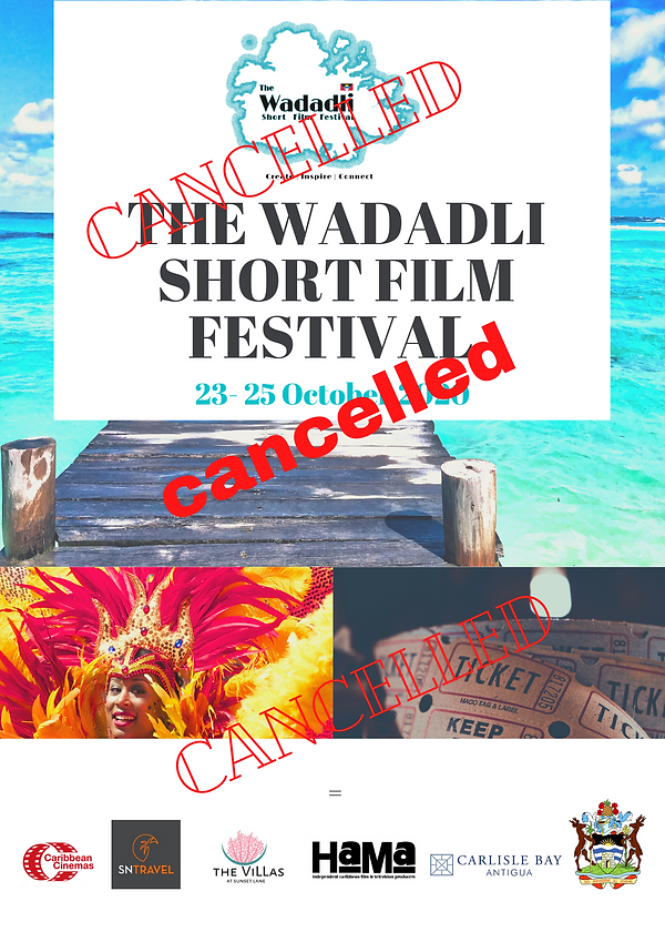revised The Wadadli short film Festival.