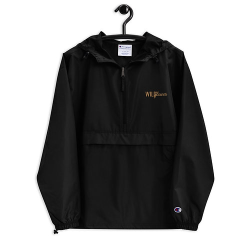 core embroidered champion jacket