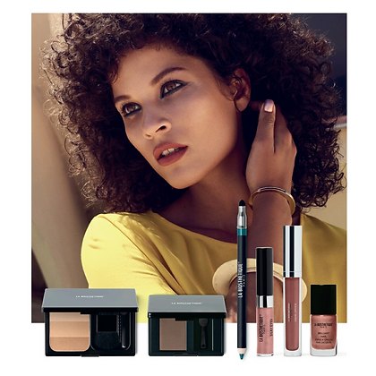 Make-up Look: Ocean Bay Set