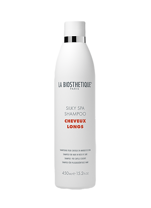 Cheveux Longs Silky Spa Shampoo 450ml