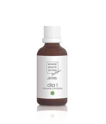 Mineralienkomplexe - Dia I (30 ml)