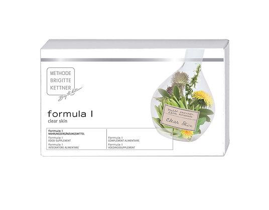 Nutricosmetics Formula I - Clear Skin (60 Stk.)