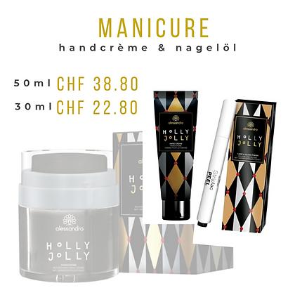 Handcrème 50ml und Nagelöl