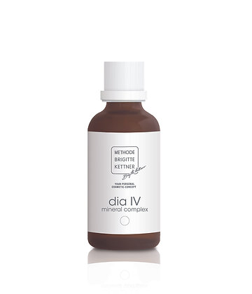 Mineralienkomplexe - Dia IV (30 ml)