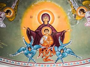 Avec Marie, l'union à Dieu