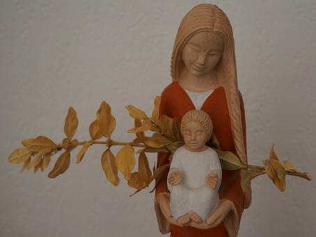 Vivre avec Marie au quotidien