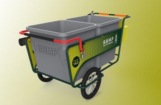 BBMP Daily Dump Truck