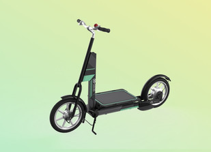 Electric Payload Bike