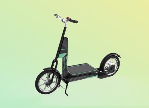 Electric Payload Bike