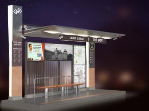 Delhi NCR Bus Stand