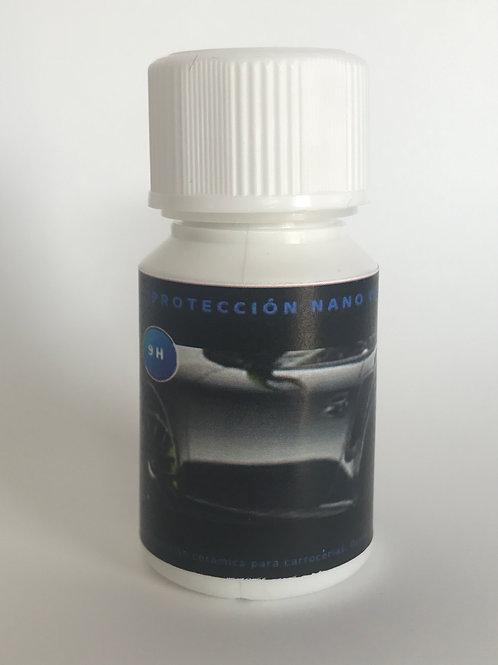 Protector de pintura para vehículos, nano cerámico