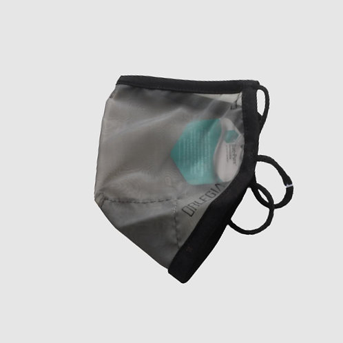 Mascarilla transparente  Viroblock Sport