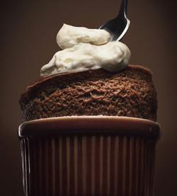 Soufflé de Chocolat