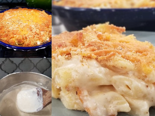 Creamy Mac wins Twitter Bake-Off