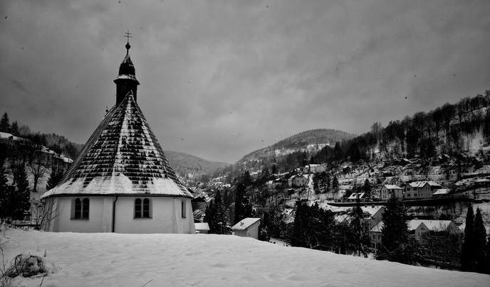 Špitální kostel, Jáchymov