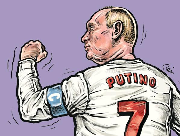 Fotbalové MS 2018 v Rusku