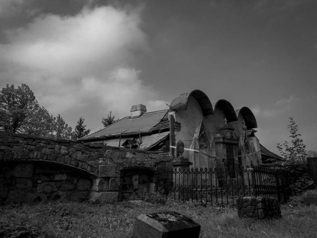 Hřbitov, Horní Slavkov