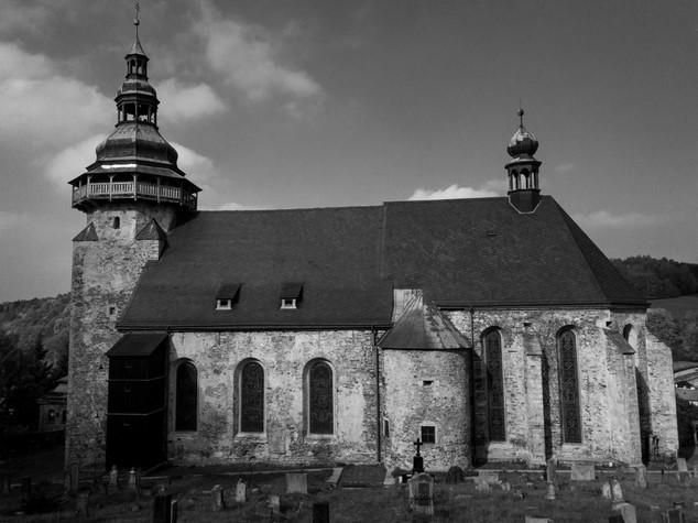 Kostel sv. Jiří, Horní Slavkov
