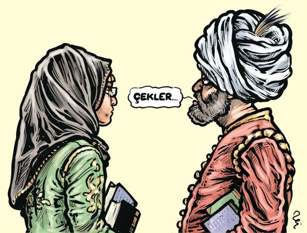 Turci čtou mnohem, mnohem víc než Češi