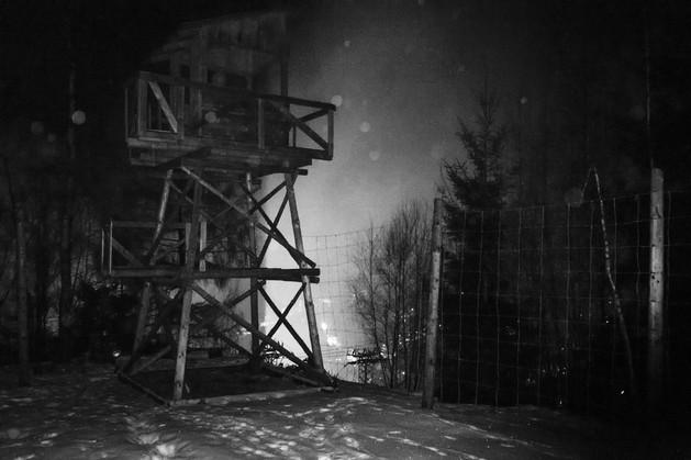 Skanzen lágru Svornost, Jáchymov
