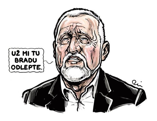 Neúspěšný kandidát na prezidenta ČR