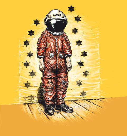 Astronaut Respekt