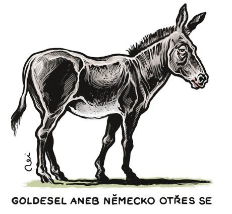 Goldesel