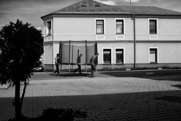 Krušnohorské náměstí, Hroznětín