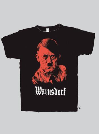 T-shirt z Varnsdorfu