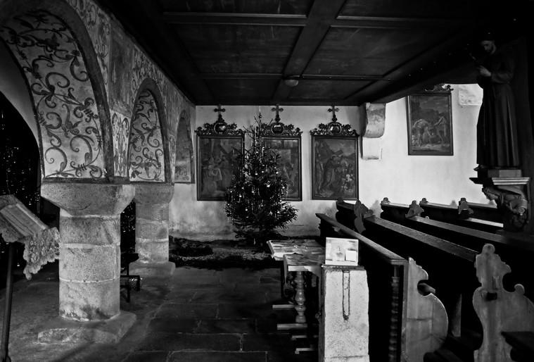 Kostel sv. Markéty, Horní Planá