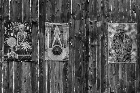 Střelnice nad lágrem Svornost, Jáchymov