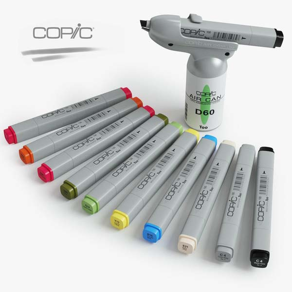 COPIC AIRBRUSH