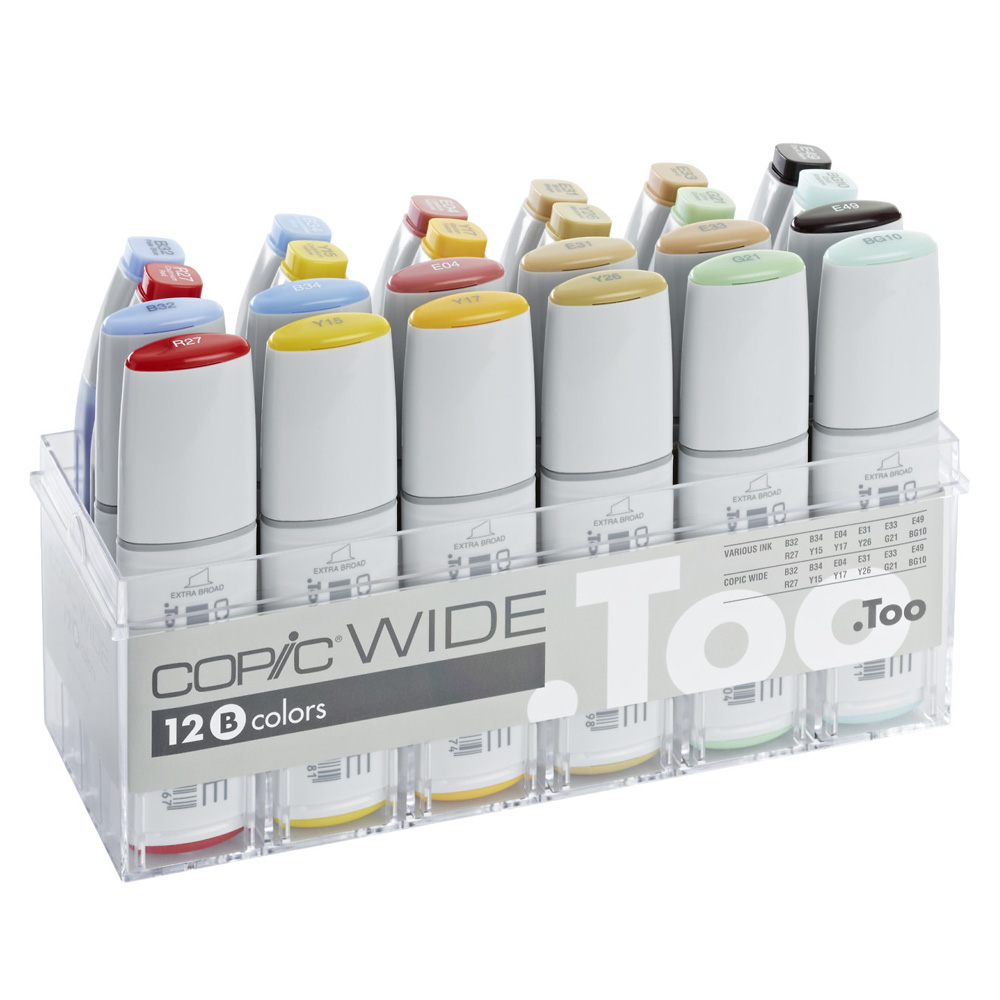 COPIC WIDE