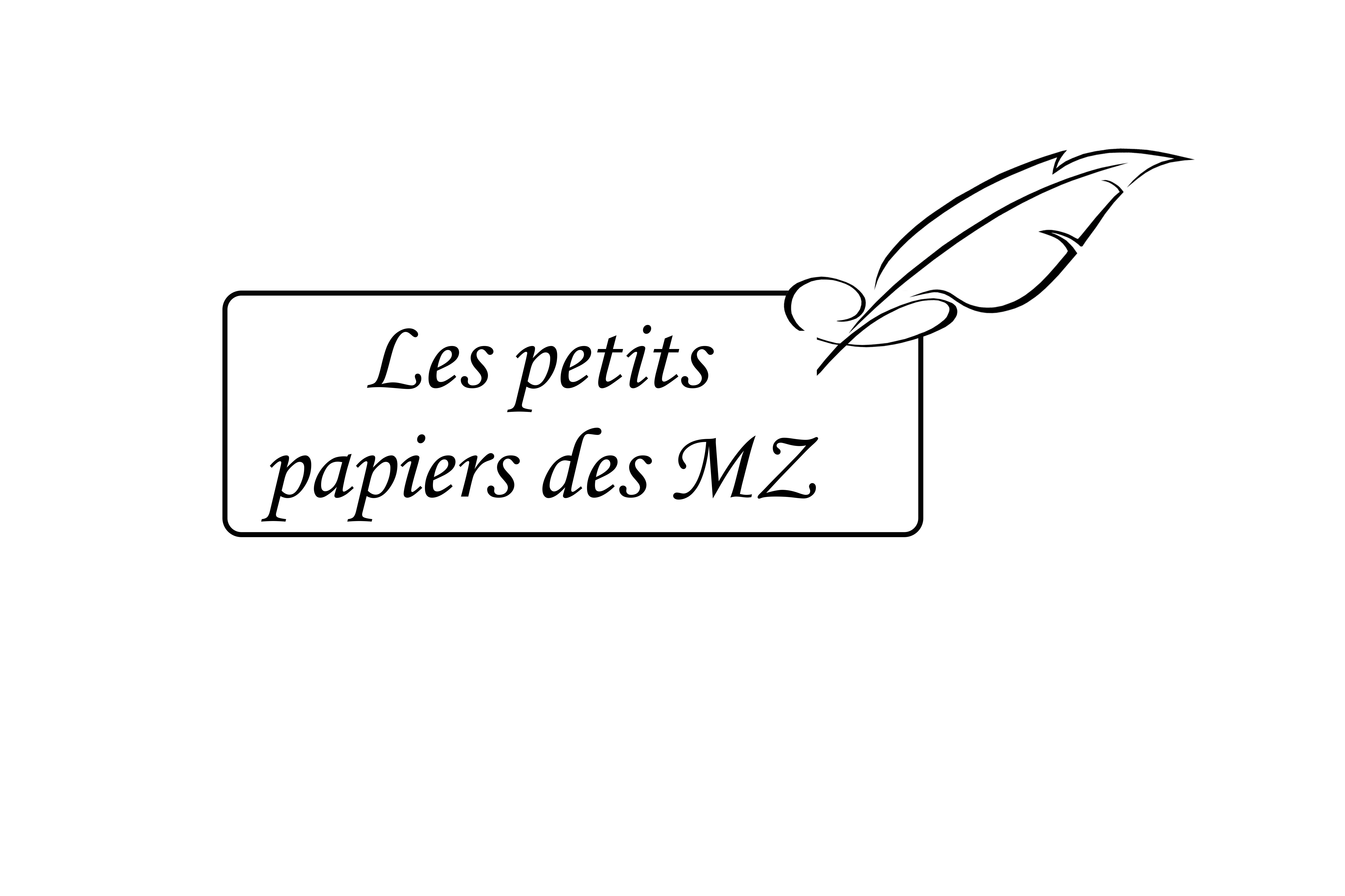 Les petits papiers de MZ