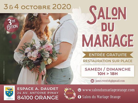 Affiche Salon du Mariage Orange 2020.jpg